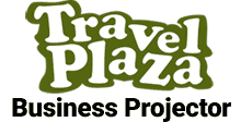 Travel Plaza Business Projector